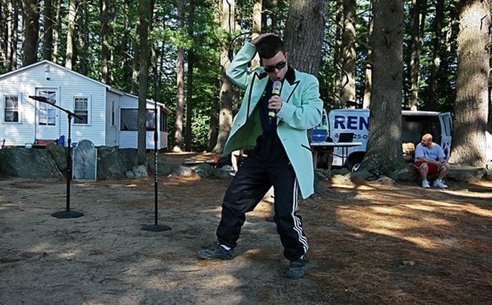 Camper Talent Show